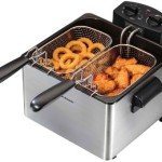Hamilton Beach 35034 Professional Style Deep Fryer Review