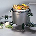 A Review Of Presto 06003 Electric Multi-Cooker/Steamer