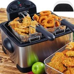 A Review Of Secura 4.2L Odor Filter Electric Deep Fryer