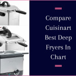 Compare Cuisinart Best Deep Fryers In Chart