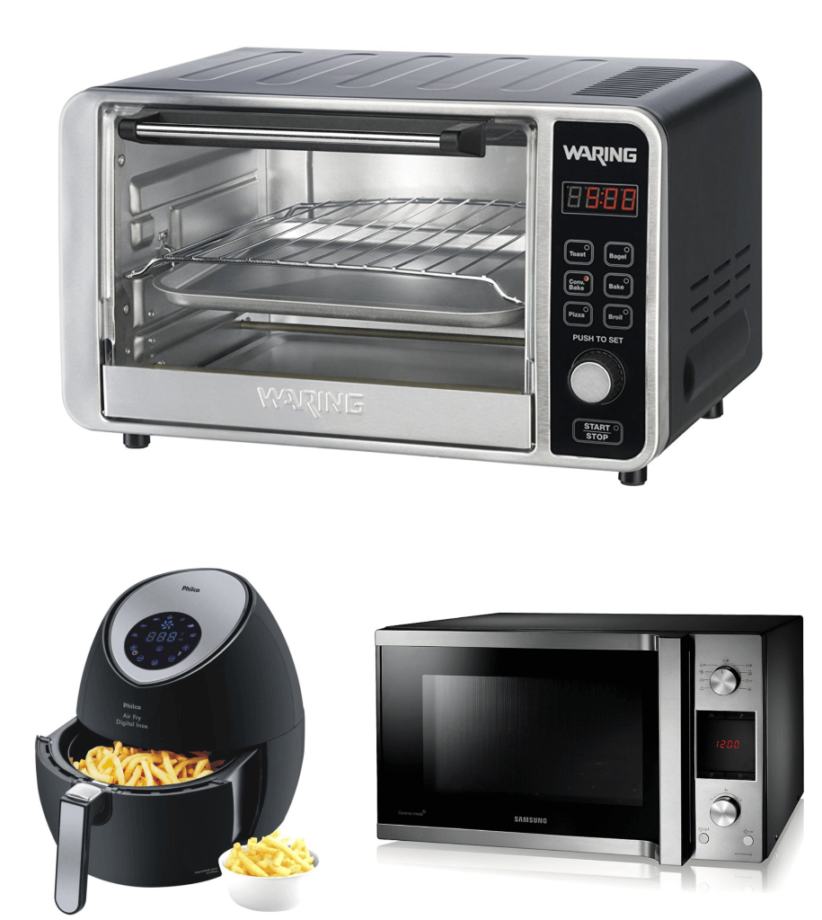 Microwave Oven Convection Oven Or Air Fryer 4 Details