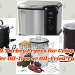 Top 4 Turkey Fryers for Crisp and Tender Oil-free or Oil-Fried Turkey